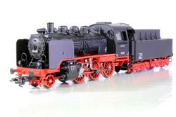 TRIX HO - art. 22433 DB BR 24 con tender a carrelli - Epoca III - SOUND