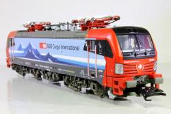 TRIX HO art. 22296 - SBB E 193.465 Vectron  Epoca VI - Sound